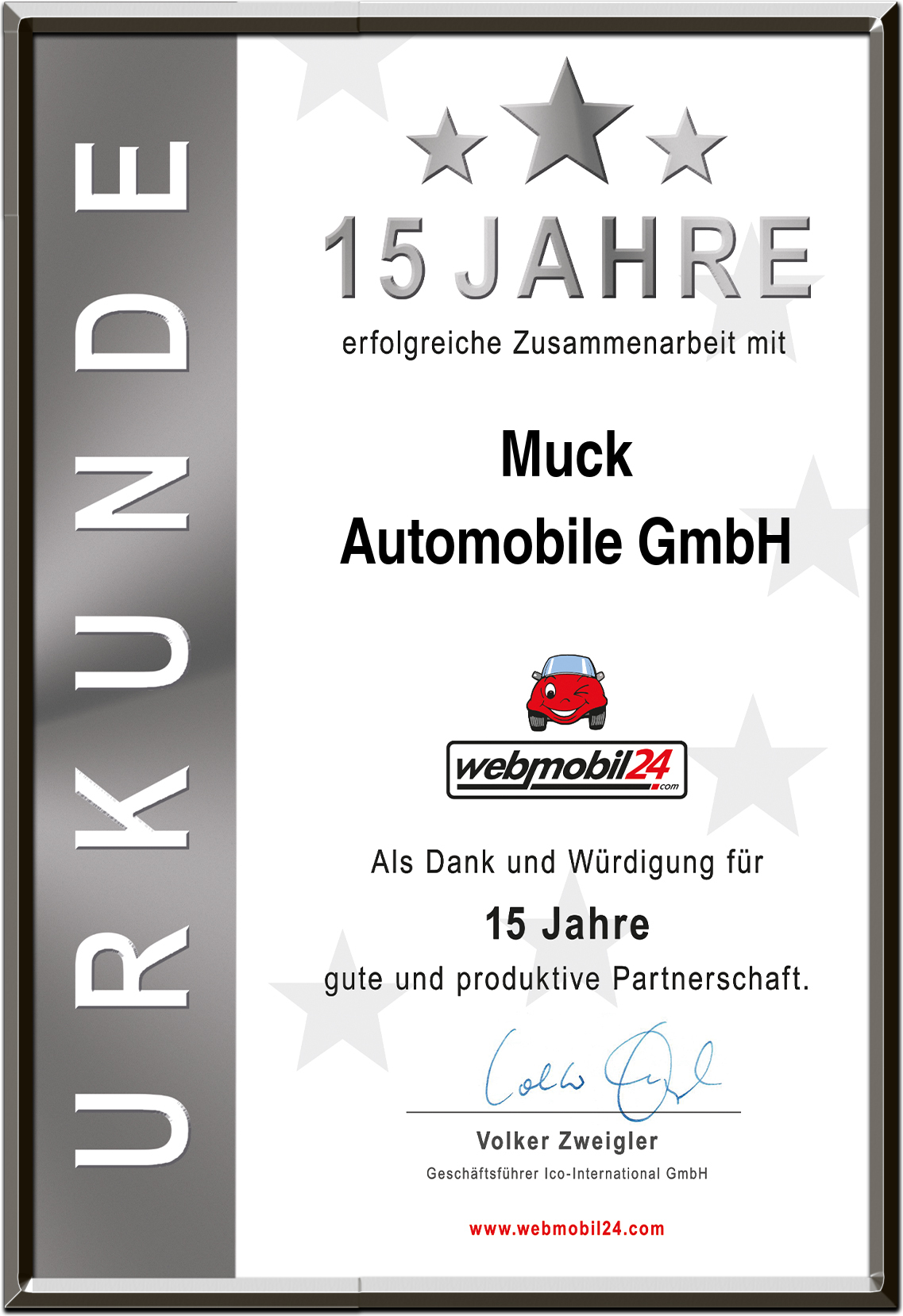 Muck Automobile GmbH