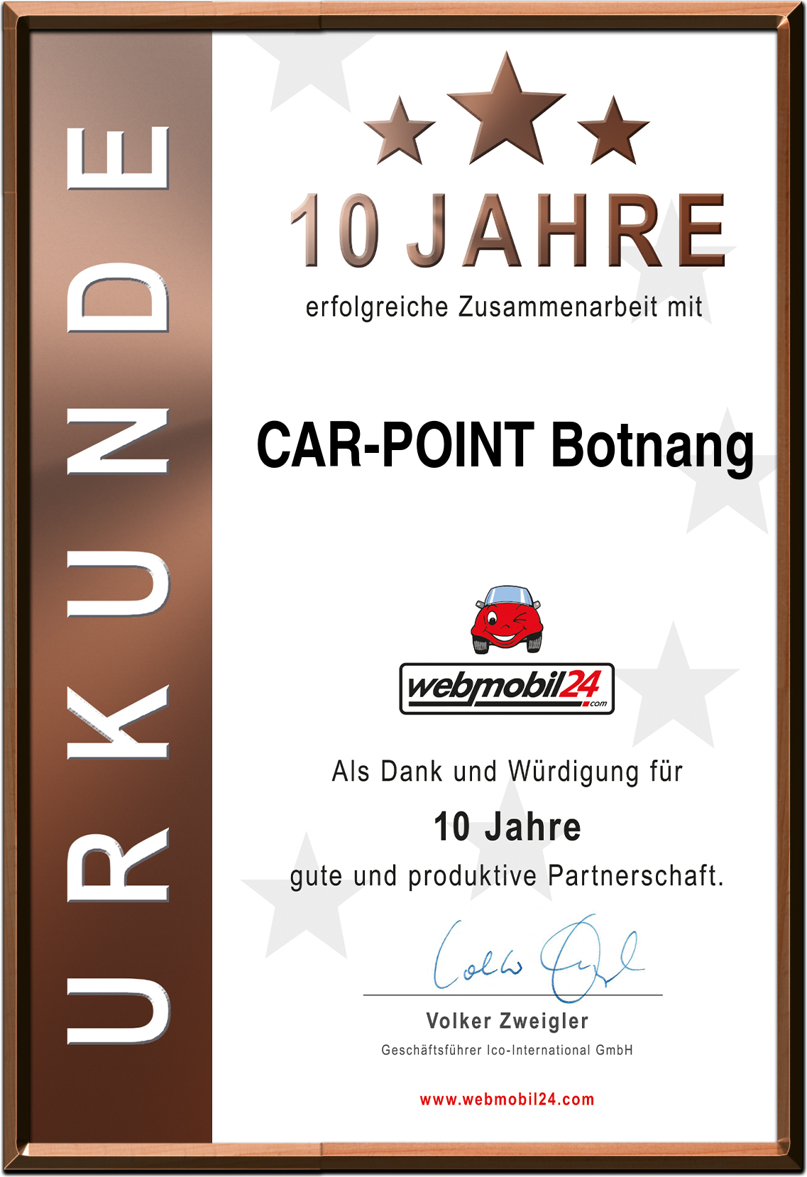 CAR-POINT Botnang