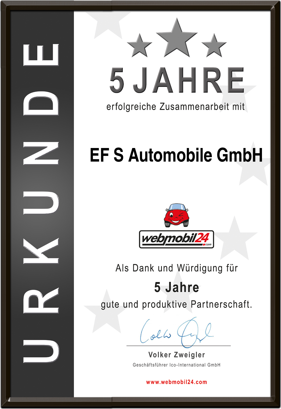 EF S Automobile GmbH