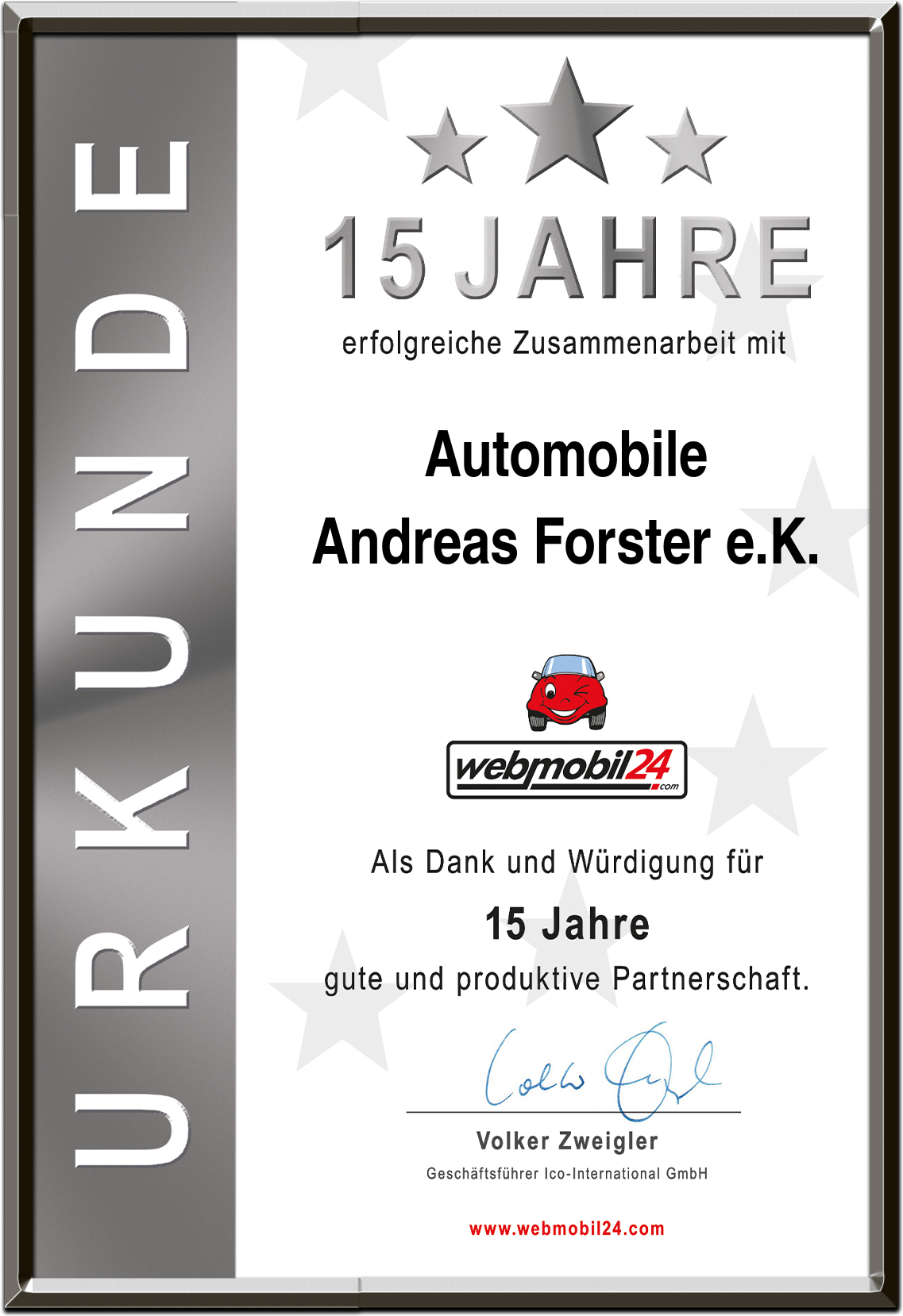 Automobile Andreas Forster e.K.