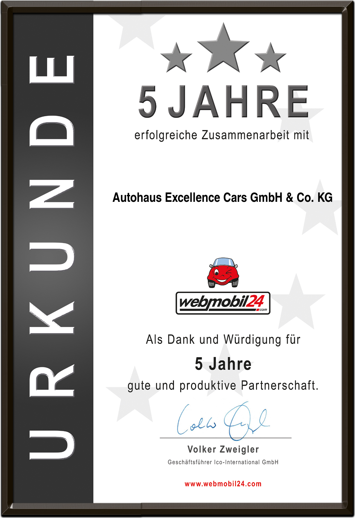 Autohaus Excellence Cars GmbH & Co. KG